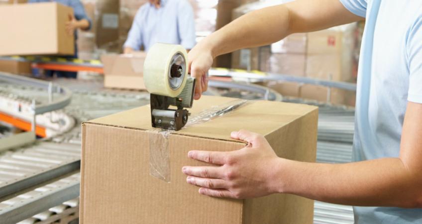 упаковка товара при перевозках