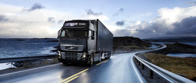Международные грузовые автоперевозки