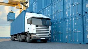 Перевозка автотранспортом